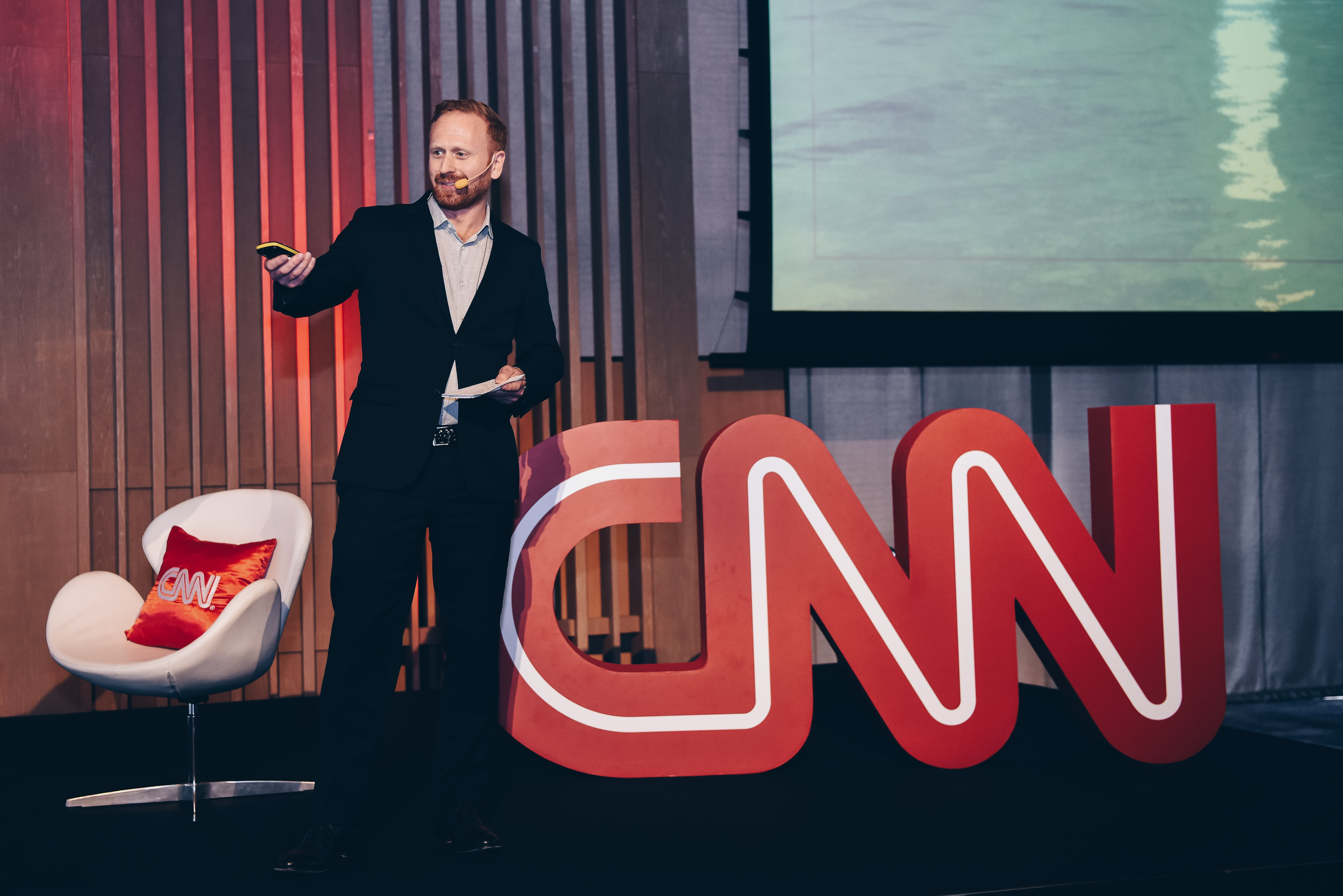 CNN Experience - live event experience 2