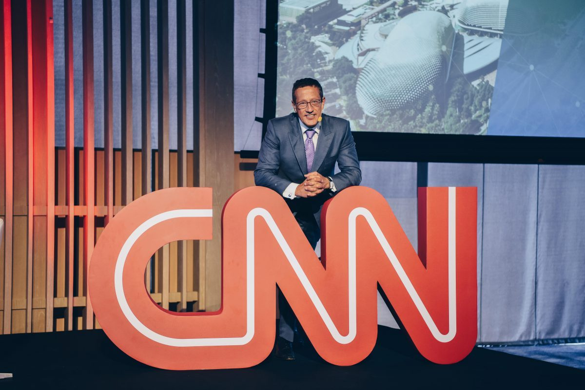 CNN Experience - live event experience 4
