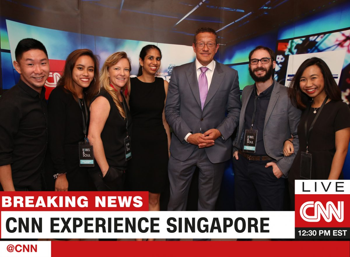 CNN Photobooth