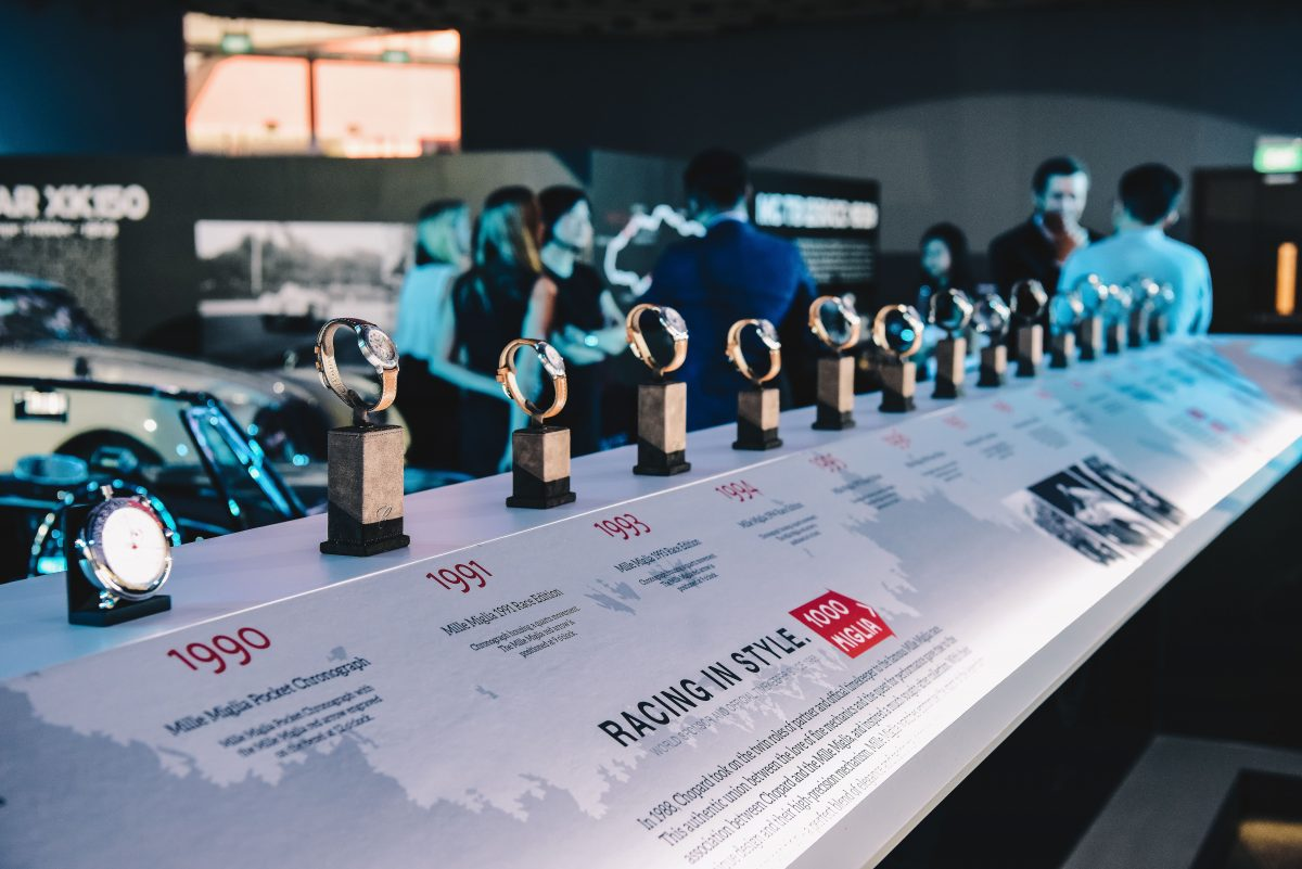 HSBC Jade - Origins of Luxury - Legends in Time - Chopard Watches