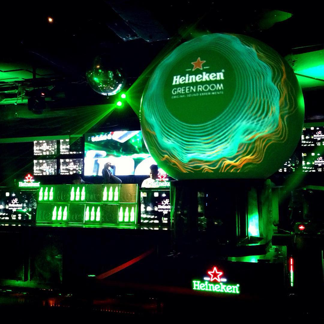 Heineken Arcade - See The Music - Overview 2