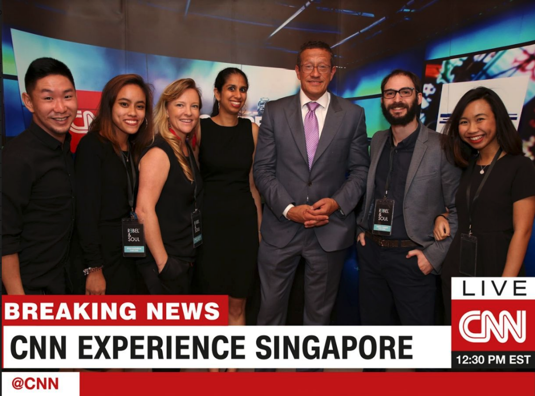 Event Photobooth App - CNN Experience