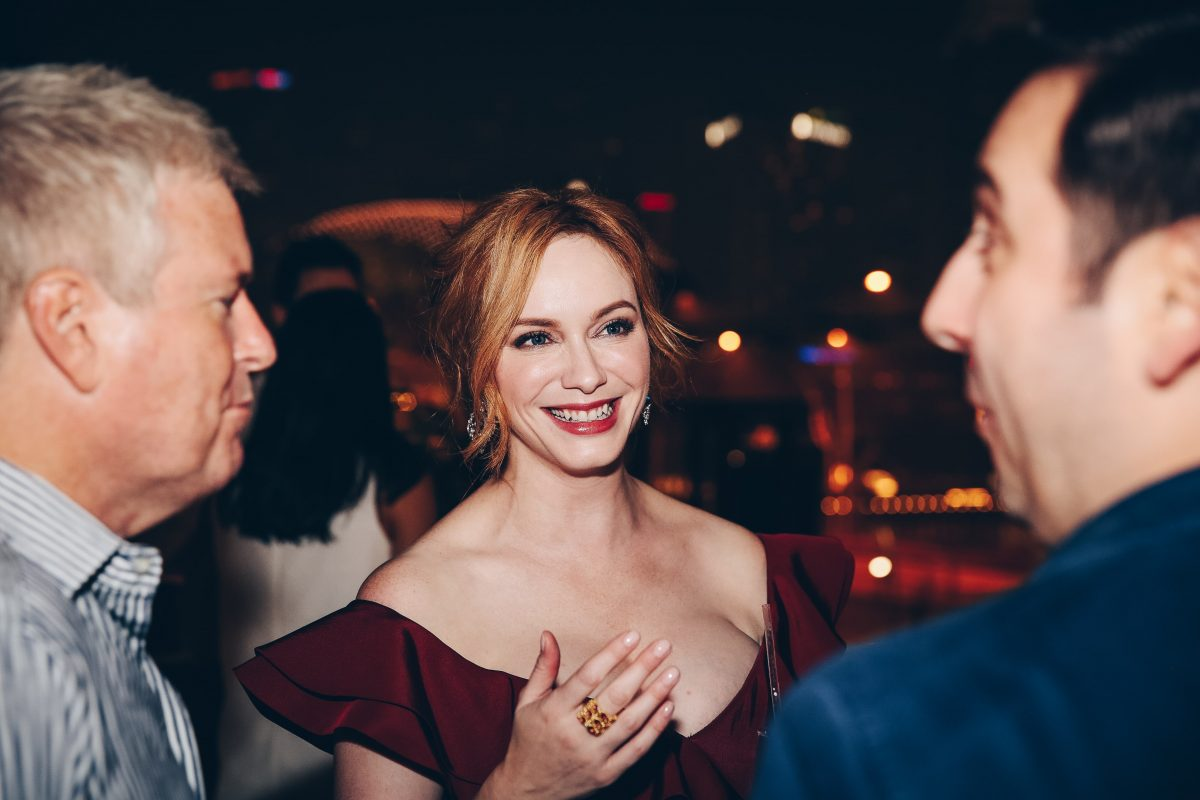 Dentsu Neuromance - Christina Hendricks-min