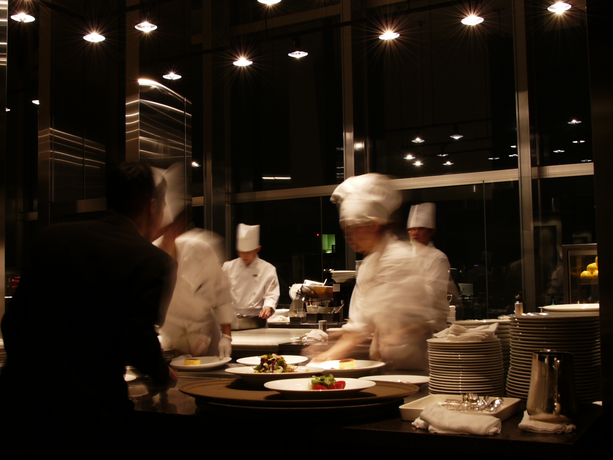 Quintessentially - Lifestyle Management - Chefs in kitchen