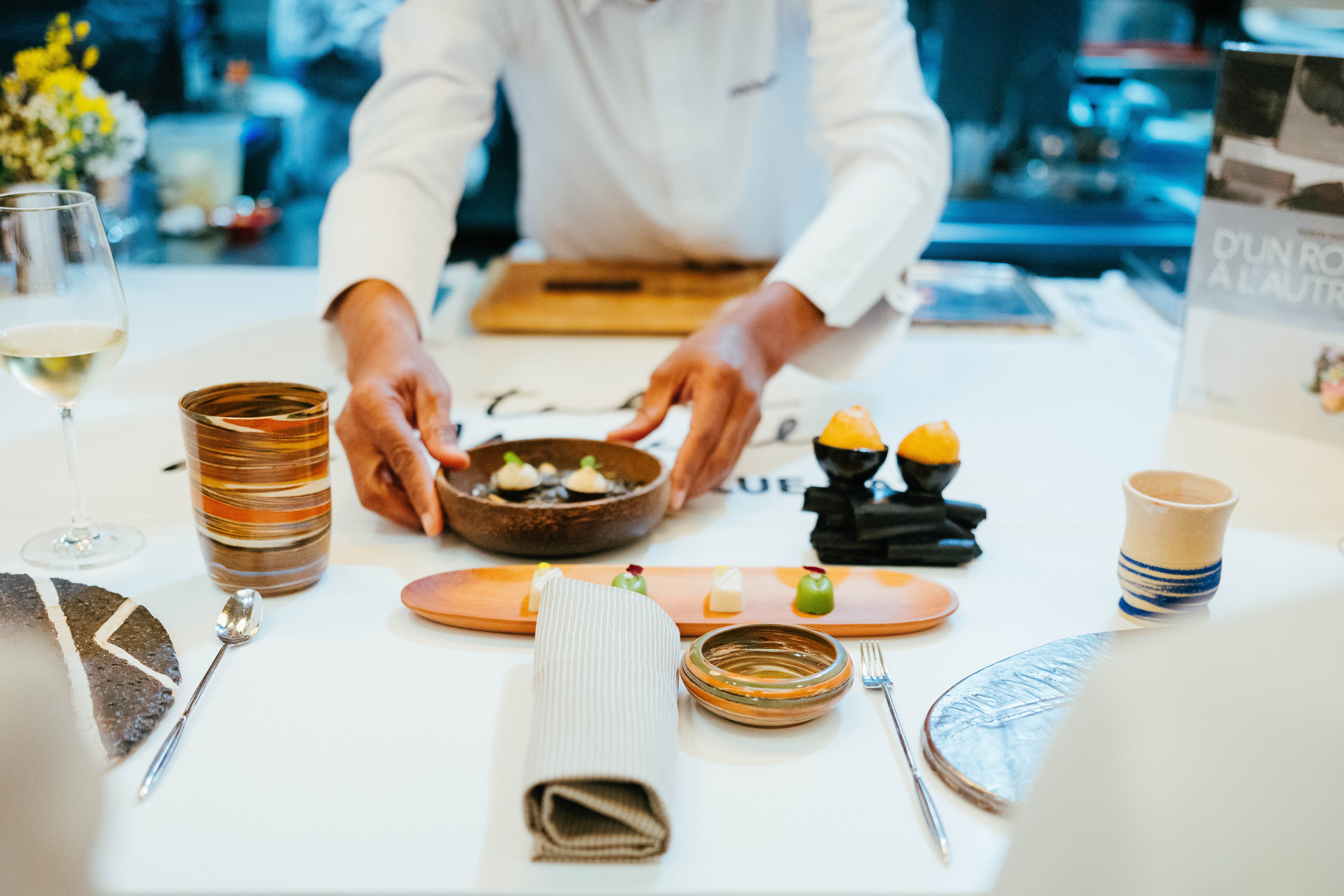 Quintessentially - Lifestyle Management - Fine Dining