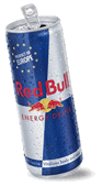Red Bull Formula 1 can