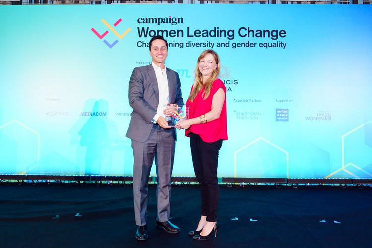 2019 Women Leading Change Awards - Kristy Castleton - Entrepreneurship of the Year