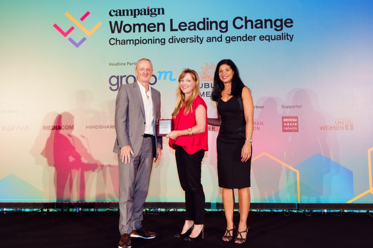 2019 Campaign Women Leading Change Awards - Kristy Castleton - Women Leading Change of the Year