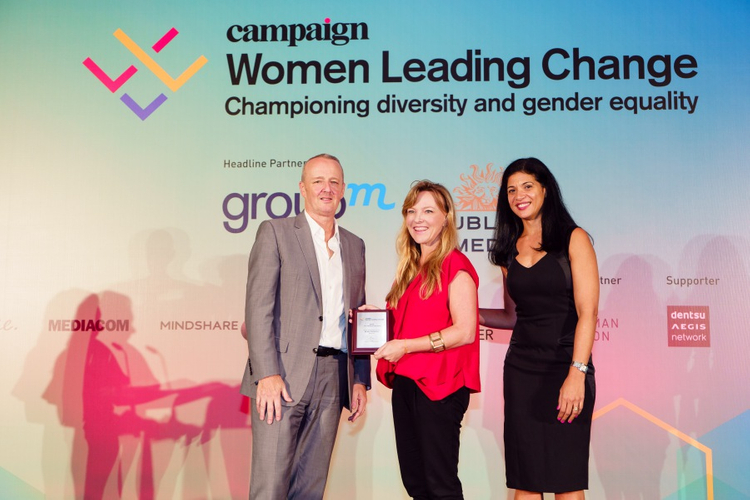 2019 Campaign Women Leading Change Awards - Kristy Castleton - Women Leading Change of the Year 1