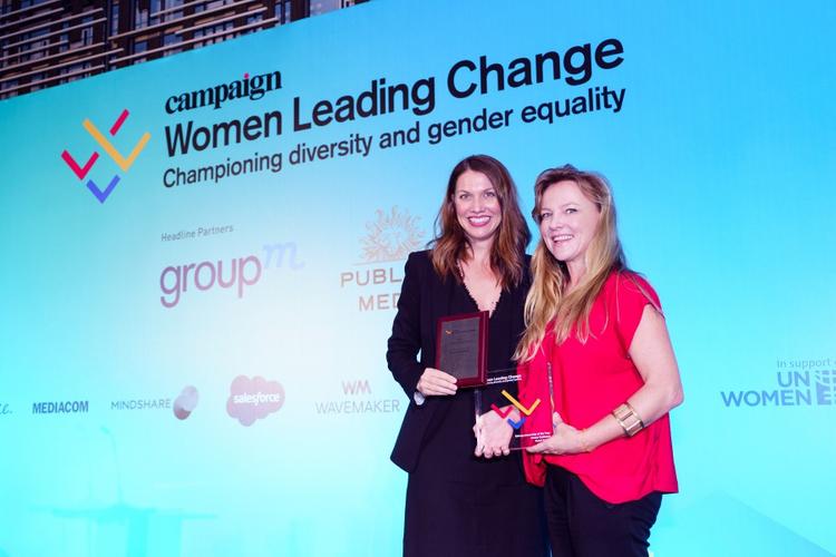 2019 Campaign Women Leading Change Awards - Kristy Castleton, Sharon Lewis