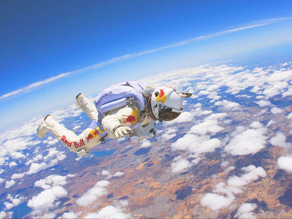 Neuroexperience - Red Bull - Felix Baumgartner