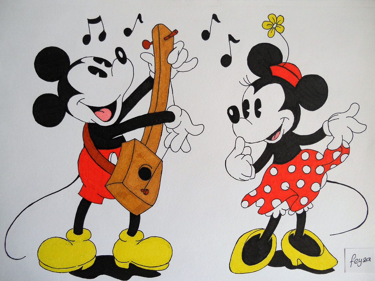 long-term-memories-micky-mouse