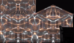 The Macallan - Projection Mapping 2
