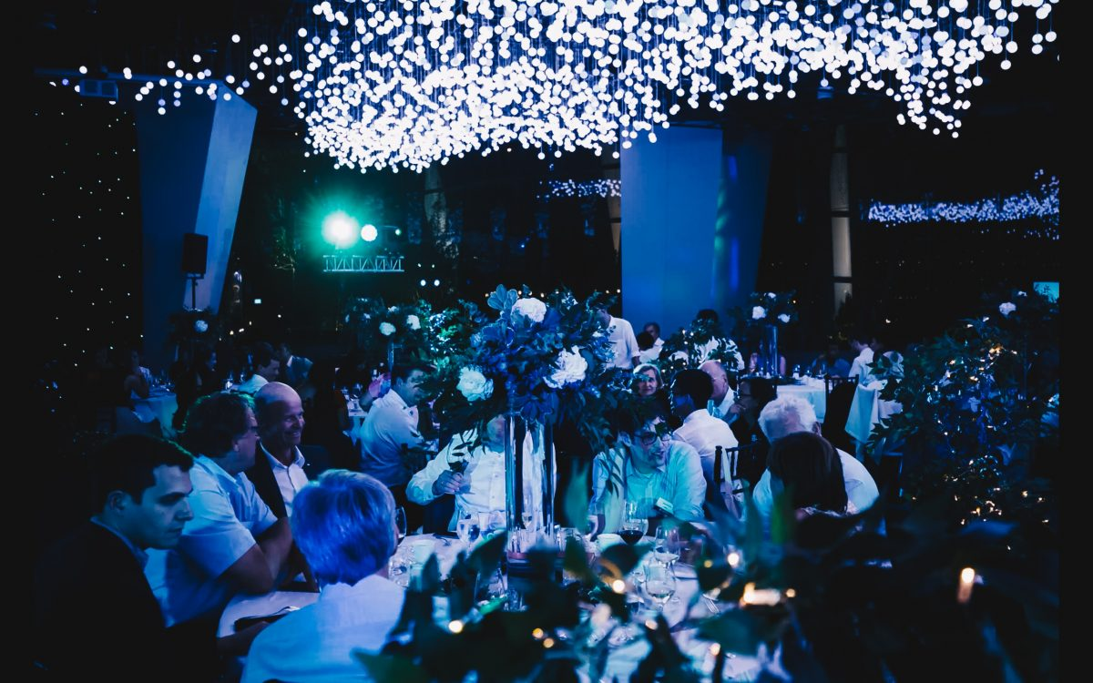 Xynteo - The Performance Theatre Conference 2017 - Gala Dinner
