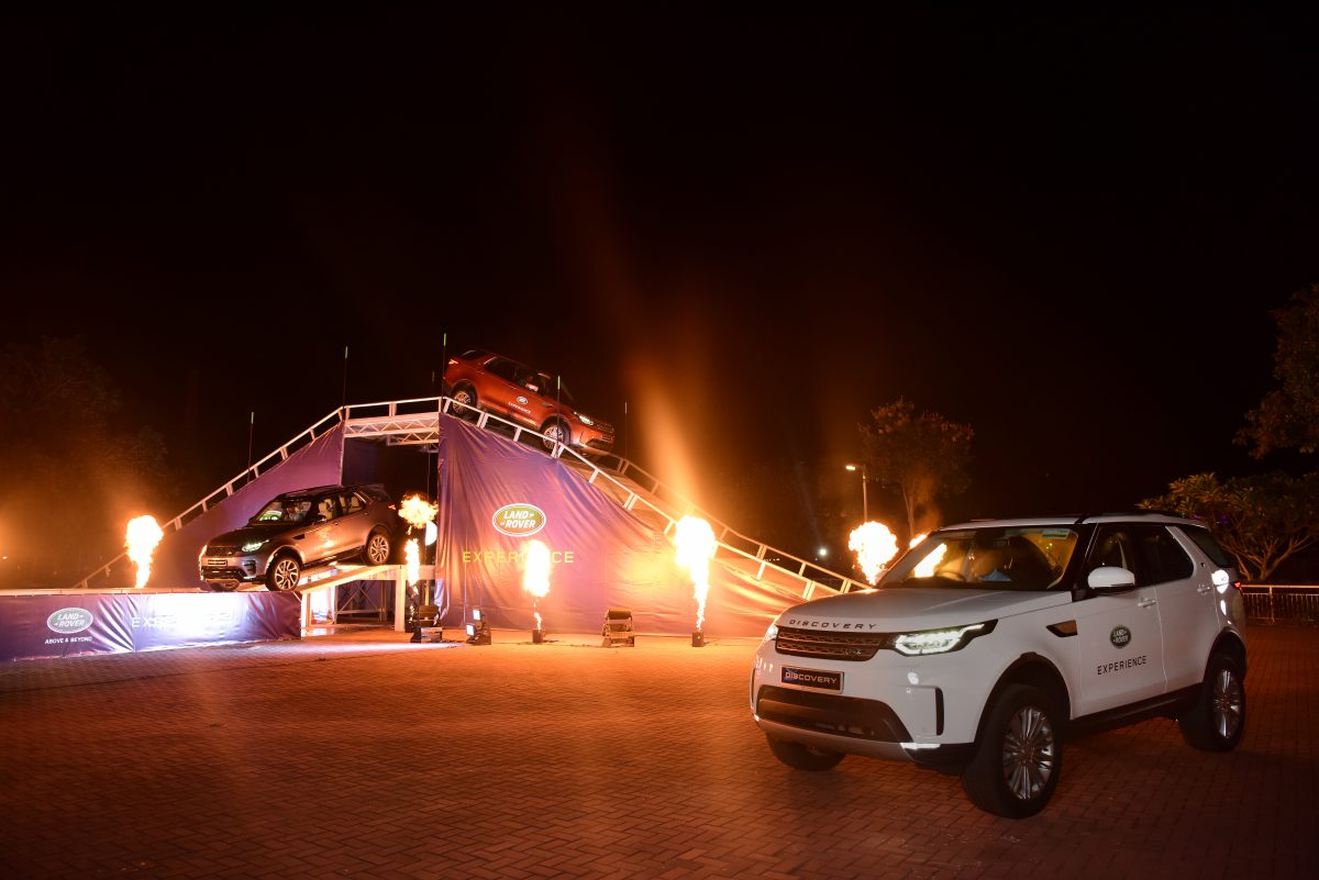 Land Rover Discover Launch Singapore - Reveal