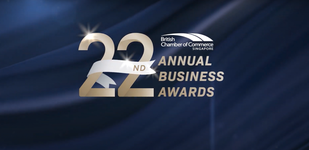BritCham 22nd Annual Business Awards