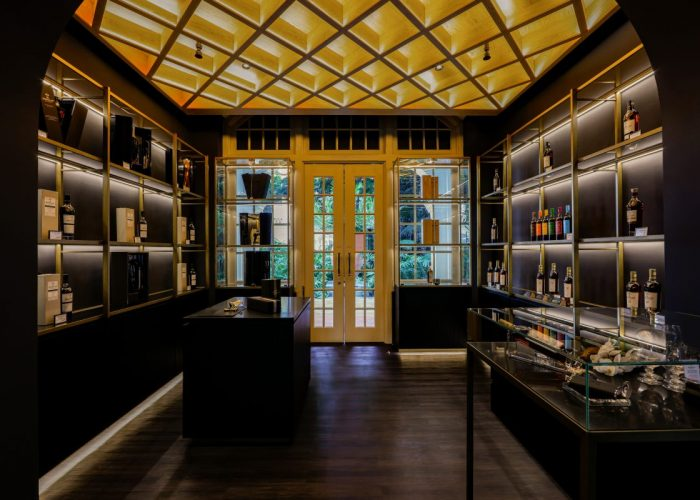 The Macallan Experience at Raffles Hotel Singapore - Whisky Retail Area
