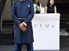 Opus by Prudential Launch Singapore - Raffles butlers