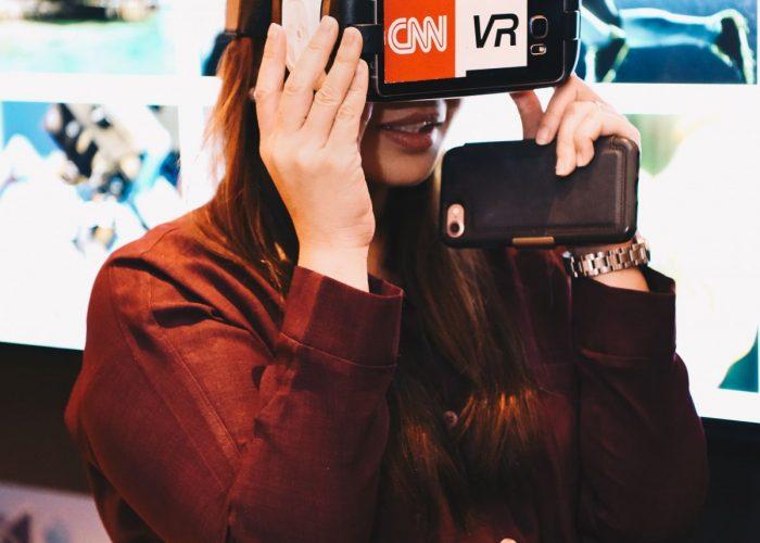 CNN Experience - Virtual Reality