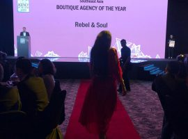 Campaign Southeast Asia Boutique Agency of the Year - Rebel and Soul