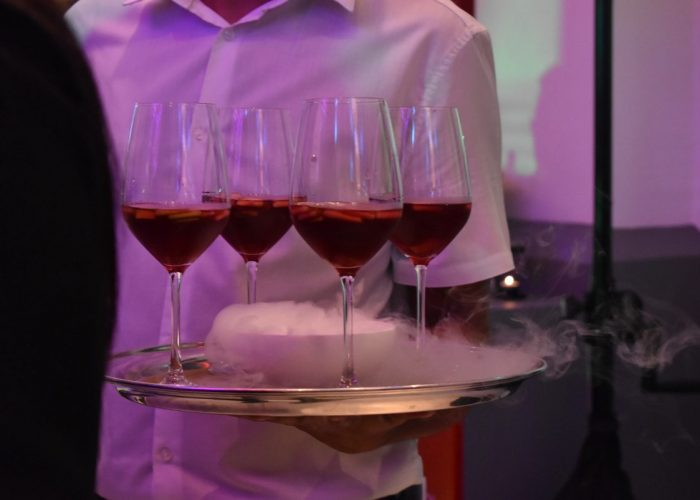 CNN's Great Big Story red wine with H2o in Singapore