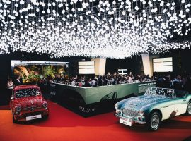 HSBC Jade - Origins of Luxury - Legends in Time - Classic Cars