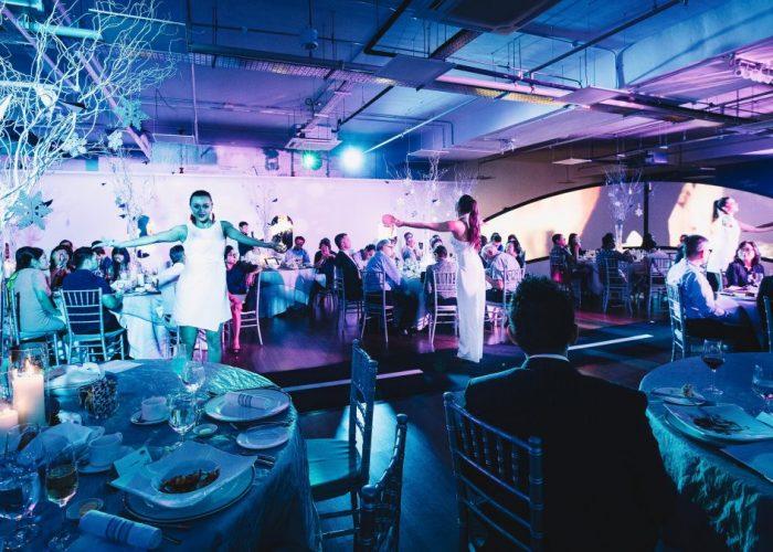 HSBC Jade - Origins of Luxury - Luxury in the Skies - IAM Dance Performance