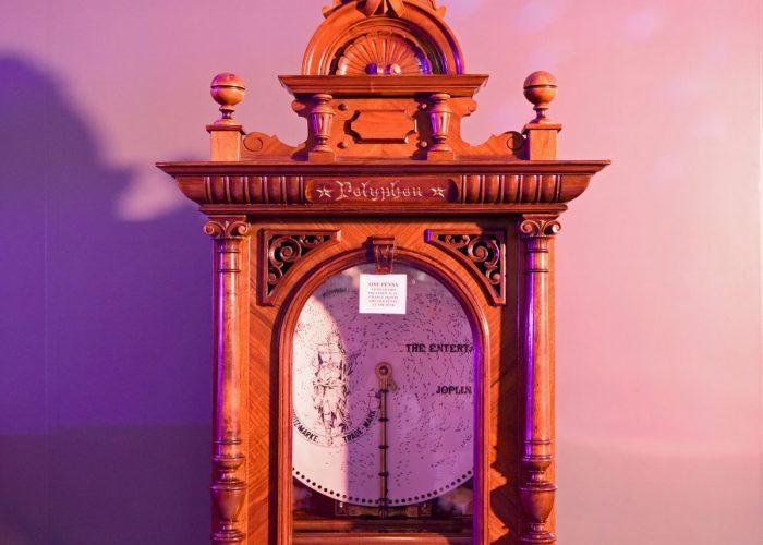 HSBC Jade - Origins of Luxury - Symphony of Heritage - 19th century Musical Box