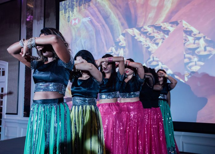 Entertainment - Bollywood dancers