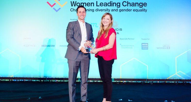 2019 Campaign Women Leading Change Awards - Kristy Castleton - Entrepreneurship of the Year